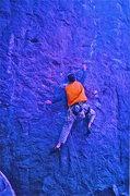 Rock Climbing Photo: org
