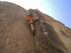 Rock Climbing Photo: crack climb