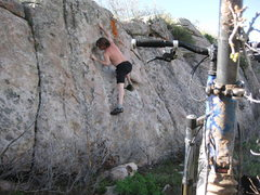 Rock Climbing Photo: sunpeak