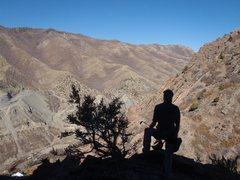 Rock Climbing Photo: Get well soon, James!