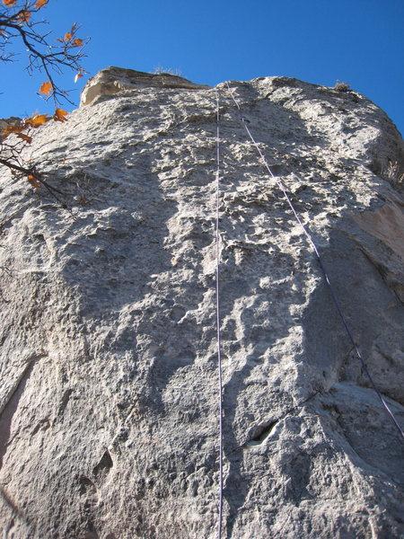 Rock Climbing Photo: Oxbow.