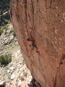 Rock Climbing Photo: I Claudius, photo courtesy of Devan Johnson.