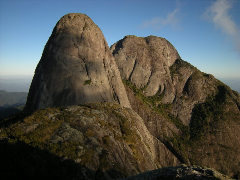 Pico Maior de Nova Friburgo. Parque Estadual dos Três Picos.