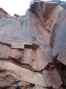 Rock Climbing Photo: Pente