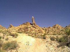 Rock Climbing Photo: hercules finger