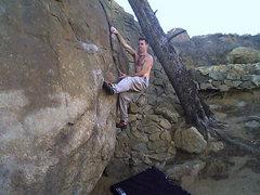 Rock Climbing Photo: beehive