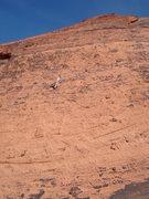 Rock Climbing Photo: Nice long run