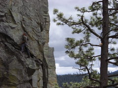 Rock Climbing Photo: Horsethief in Lost Horse