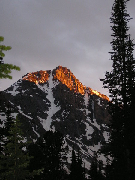 White Tail peak