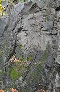 Rock Climbing Photo: Fandango