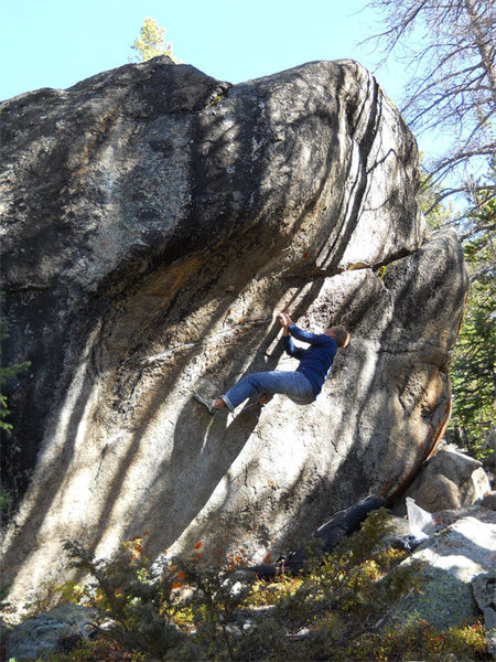 Rock Climbing Photo: Grand Valley Project....