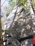Rock Climbing Photo: Tom O., still hoping for Cruise Control to ease of...