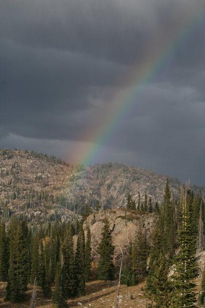 Mt. Zirkel Wilderness.