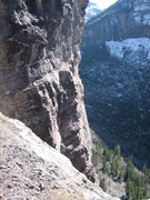 Rock Climbing Photo: Tride via ferrata.