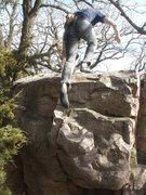 Rock Climbing Photo: Finish