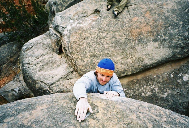 Rock Climbing Photo: Holy Boulders