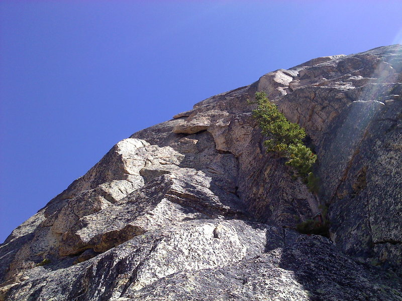 3rd pitch of NW Corner