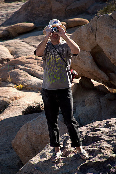 Rock Climbing Photo: Ladies and Gentleman - Chris Miller - Joshua Tree ...