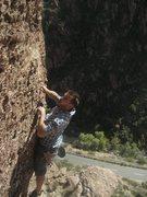 Rock Climbing Photo: jeffrey gibson on arete horizon