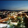 Carson City at night.<br> Photo by Blitzo.