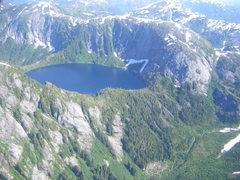 Rock Climbing Photo: misty fjords