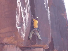 Rock Climbing Photo: Some finger pieces to get started then stellar fin...