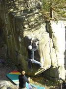 Rock Climbing Photo: The Gentleman.