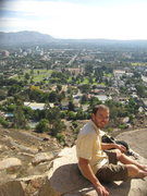 Rock Climbing Photo: Nathan