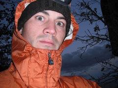 Rock Climbing Photo: Pre-send fear