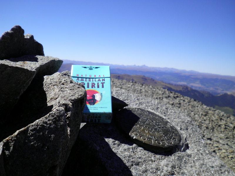 Rock Climbing Photo: San Luis 9/11/10