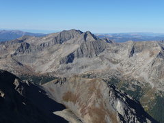 Rock Climbing Photo: Missouri 9/16/10 Shot from the summit