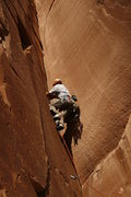 Rock Climbing Photo: Colorado National Monument Route 4
