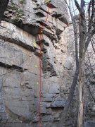 Rock Climbing Photo: PBR