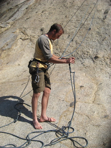Rock Climbing Photo: Nathan Fitzhugh