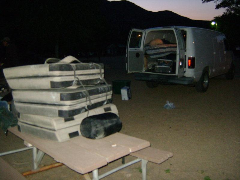 Keough Hot Springs camping near Bishop, CA