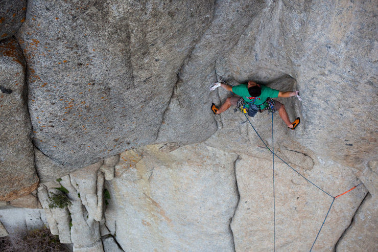 Rock Climbing Photo: The Norelco stem-box Photo credit: Andrew Burr