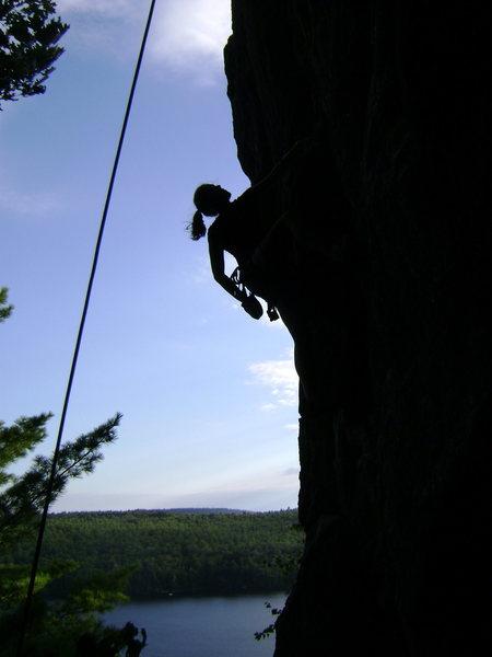 Rock Climbing Photo: Park's Pond