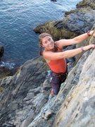 Rock Climbing Photo: Otter Cliffs, Maine