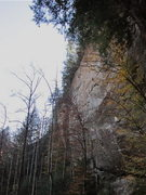 Rock Climbing Photo: Matt Kuehl on Hippocrite