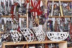 Rock Climbing Photo: A good starter rack pictured here, Its hard to con...