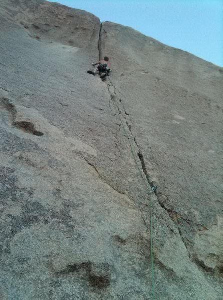 Rock Climbing Photo: one of my favorite climbs!