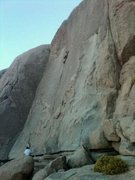 Rock Climbing Photo: beautiful line!