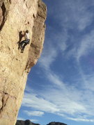 Rock Climbing Photo: cornerstone