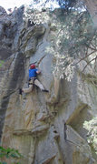 Rock Climbing Photo: On Not a Number. July, 2010.  Photo by Stan Jensen...