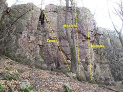 Rock Climbing Photo: Tower of the Gods