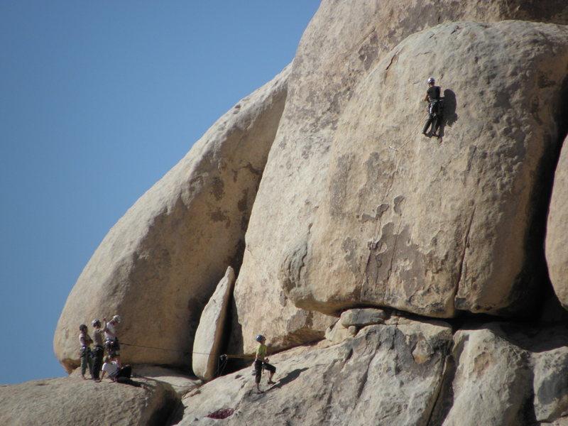 Rock Climbing Photo: S.G.