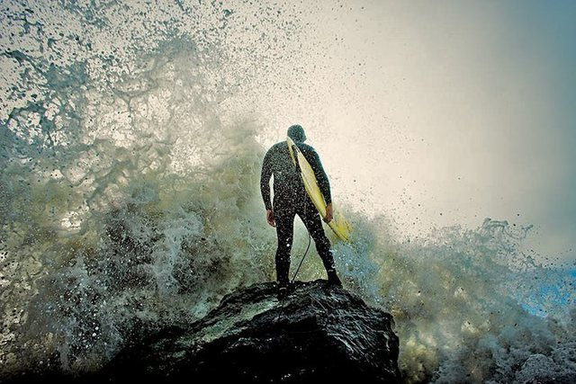 Rock Climbing Photo: This is John Longs fb profile image. I liked it so...
