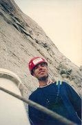 Rock Climbing Photo: craiger el capitan stove leg cracks