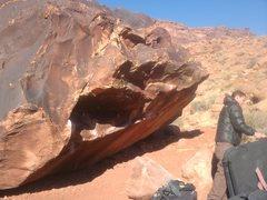 Rock Climbing Photo: Basketball Diaries start left