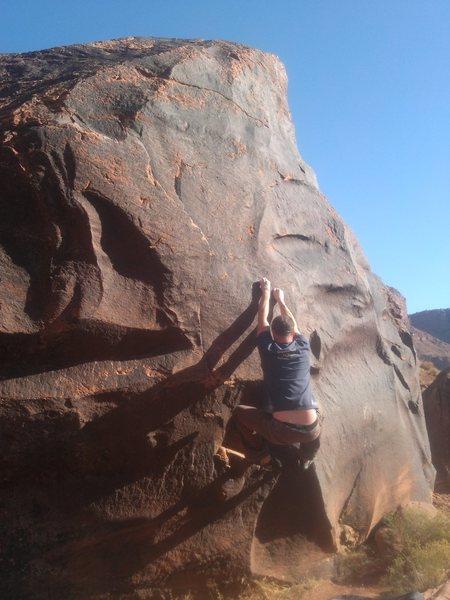 Rock Climbing Photo: CRIMPS!!!!!!!!!!